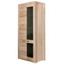 Шкаф с витриной «Мишель» ВМФ-6630