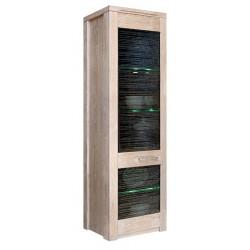 Шкаф с витриной «Мишель» ВМФ-6631