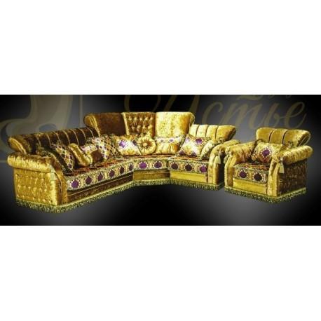 Набор мебели Престиж «Клеопатра» угловой