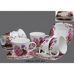 Чайный сервиз ERDGE (12 предметов)