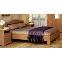 Кровать Суламифь (180 на 200) с низким изножьем