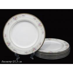 Набор из 6 тарелок (21,5 см) GL