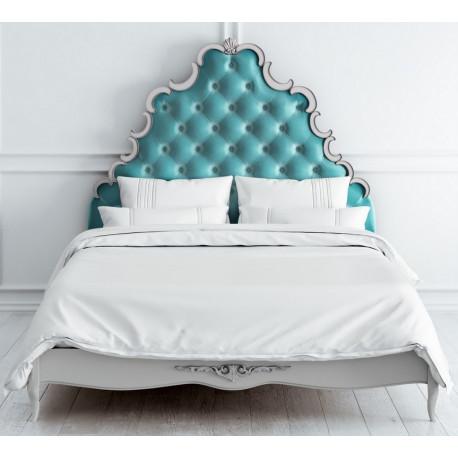 Кровать с мягким изголовьем A426-K04-S-B08 (160*200)