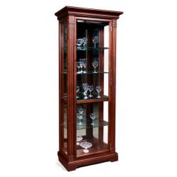 Шкаф с витриной Престиж ГМ 5901Е (ГМ 5901Е-01)