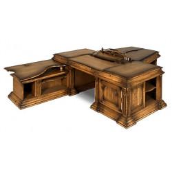 Стол рабочий с приставками Версаль ГМ 5603
