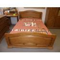 Кровать Суламифь (160 на 200) с высоким изножьем