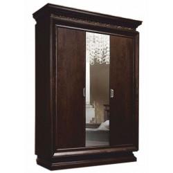 Шкаф для платья и белья Сальери ГМ 5353