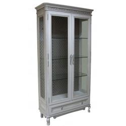 Шкаф с витриной Фальконе ГМ 5152