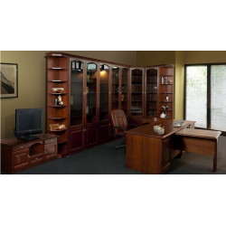 Стол письменный с приставкой Купава ГМ 2318