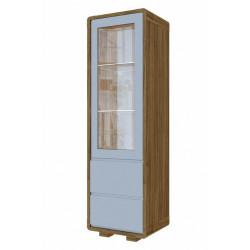 Шкаф витрина HV-001