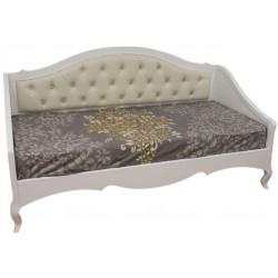 Кровать с мягкой спинкой Анджелика
