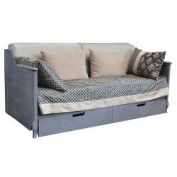 Кровать односпальная Лаура ММ-267-21