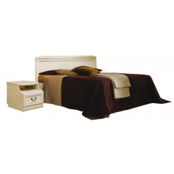Кровать Нинель ММ-167-02/16Б