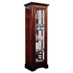 Шкаф с витриной Полонез ММ-174-07 (ММ-174-07-01)