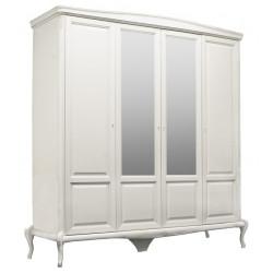 Шкаф для одежды Мокко ММ-316-01/04 (с зеркалом)