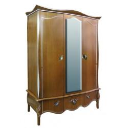 Шкаф для одежды Трио ММ-277-01/03