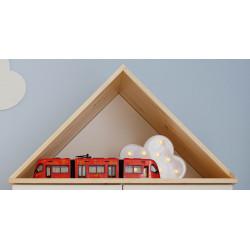 Крыша-домик (опция для моделей Тимберика Кидс)