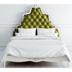 Кровать с мягким изголовьем A426Z-K02-G-B10 (160*200)