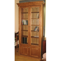 Шкаф для книг Государь 2-дверный