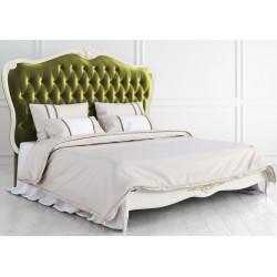 Кровать с мягким изголовьем A528-K02-G-B10 (180*200)