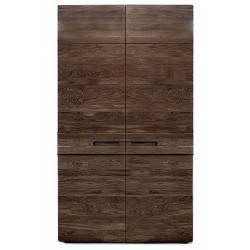 Шкаф для одежды 2-дверный Хедмарк 2243 БМ760