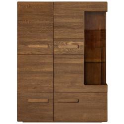 Шкаф-витрина 2-дверный Хедмарк 2244 БМ760