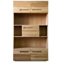 Шкаф книжный Хедмарк 2356 (01) БМ762