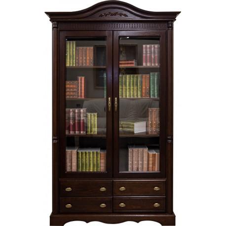 """Шкаф для книг """"Паола"""" БМ-2151"""
