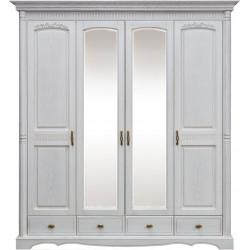 Шкаф 4-дверный Паола БМ-2164-01