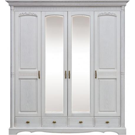 Шкаф 4-дверный Паола БМ-2164
