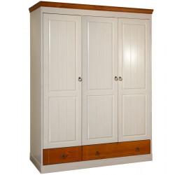 Шкаф 3-створчатый №3