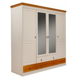 Шкаф 4-створчатый №1