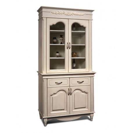 Шкаф Фиерта 17 комбинированный