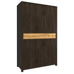 Шкаф 3-дверный Фьюжн