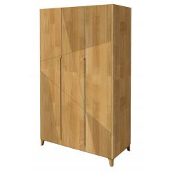 Шкаф 3-дверный Линея