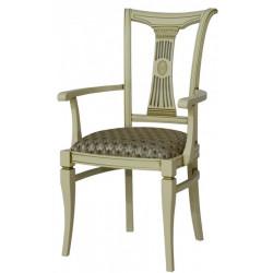 Стул с подлокотниками (кресло) Вивальди-9-3