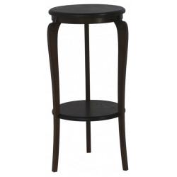 Подставка (круглый столик с полкой) Элиза-11