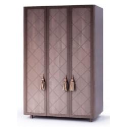 Шкаф 3-дверный Милена