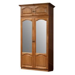 Шкаф для одежды Купава ГМ 8422-01 с зеркалом