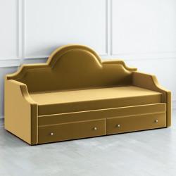 Кровать пристенная K40 (90 на 190)