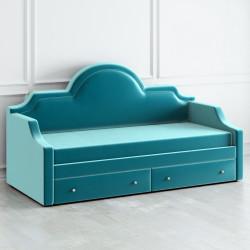 Кровать пристенная K40 (100 на 190)
