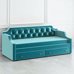 Кровать пристенная K41Y (80 на 190)