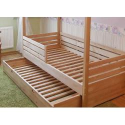 Дополнительное выдвижное спальное место Wood