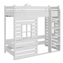 Домик-кроватка Wood Playmate (180x80)