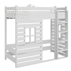 Домик-кроватка Wood Playmate (200x100)