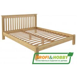 Кровать Pino Rino (1600 х 2000) сосна, без покраски