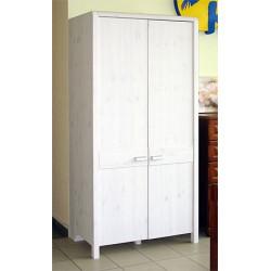 Шкаф 2-дверный Мадрид Р 6161