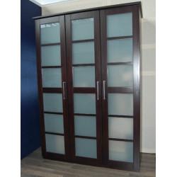 Шкаф 3-дверный Париж Д 6202