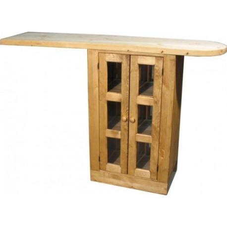 Шкаф-стол барная стойка № 30