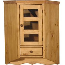 Угловой настенный шкаф № 15 (правый или левый)